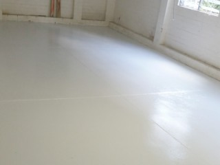 After - Garage floor repaint in Aspley, QLD
